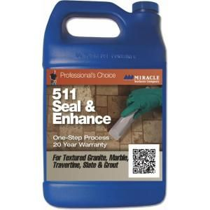 Seal And Enhance 1 Step Natural Stone Sealer Color Enhancer Se En Pt Sg H At The Home Depot Book Me Pinterest Stones Front Entrances