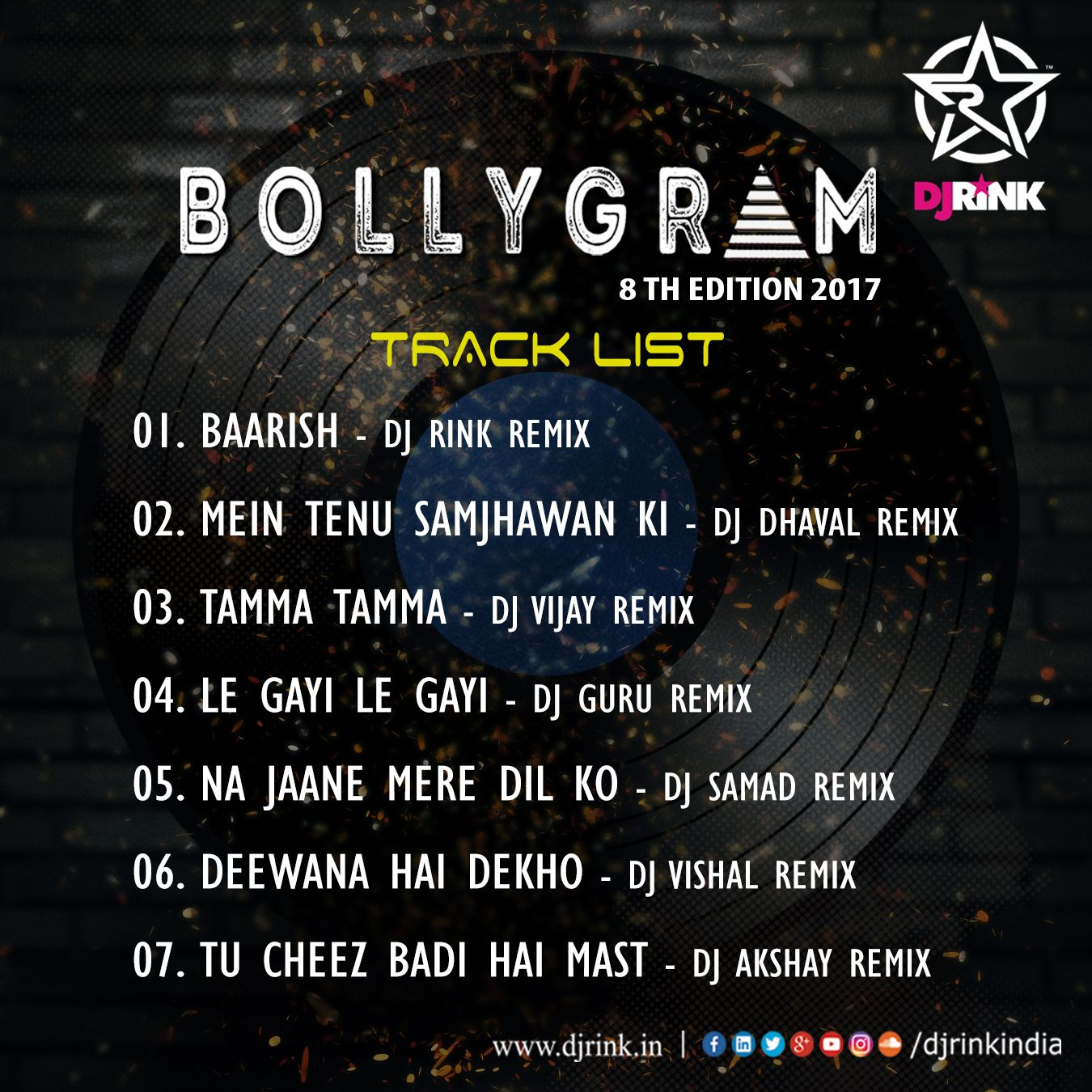 The Wait Is Over Bollygram 8th Edition On Air Download Now