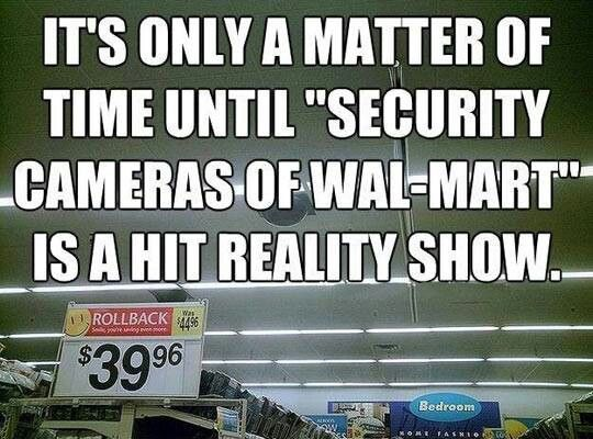 Security Cameras of Wal-Mart   The (Weird) Things You See At Wal ...