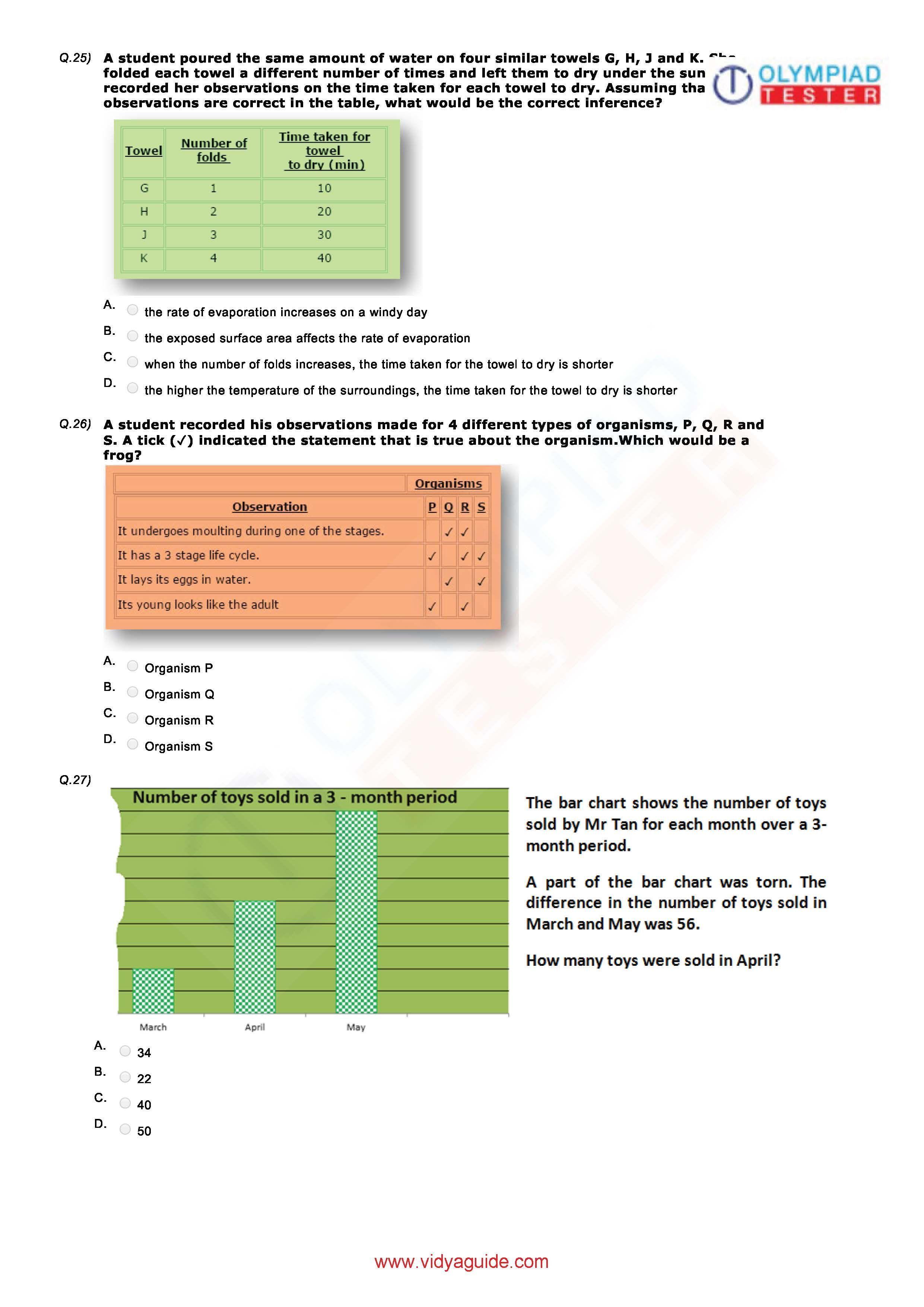 Download Free Grade 5 Science Printable Worksheets At