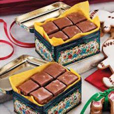 Chocolate PRUNE Fudge