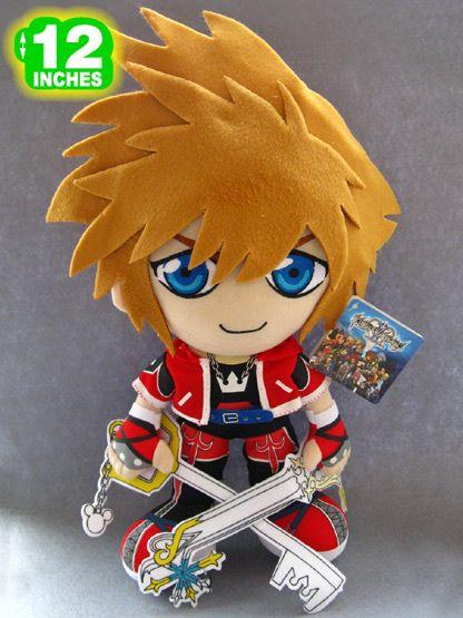 Wholesale Kingdom Hearts Plush Doll Anime Merchandise ...