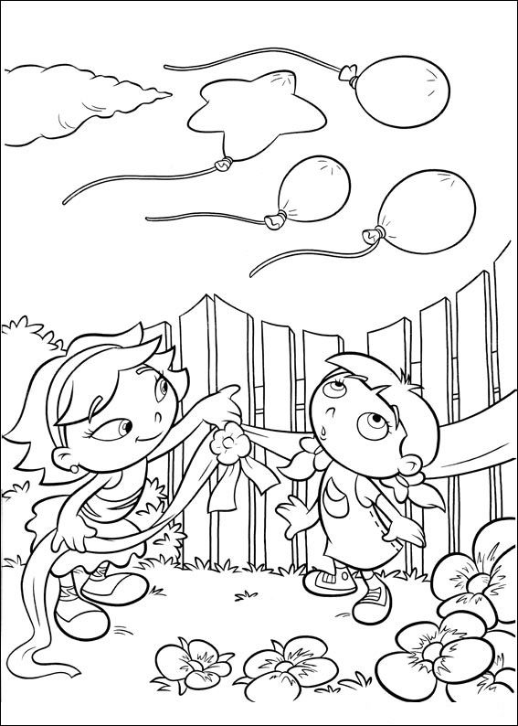 Little Einsteins Coloring Pages 31 | coloring pages | Pinterest ...