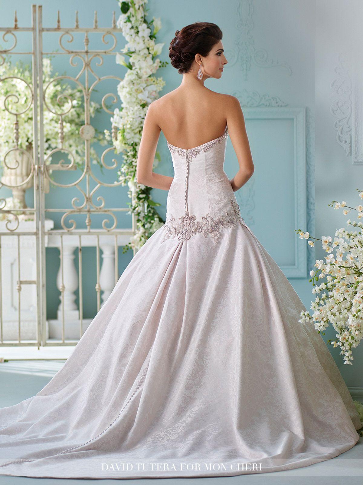 Unique Wedding Dresses Fall 2018 - Martin Thornburg | David tutera ...