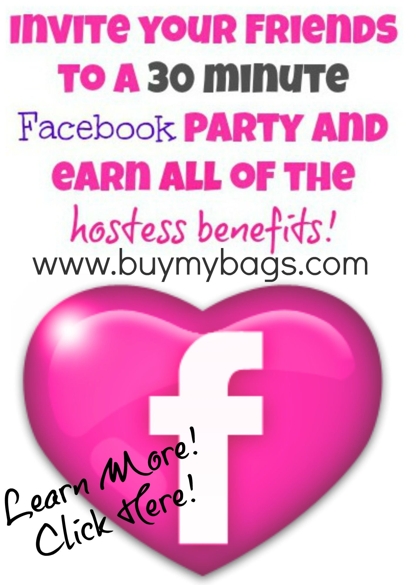 31 Minute Facebook Party for Direct Sales Consultants | Thirty One ...