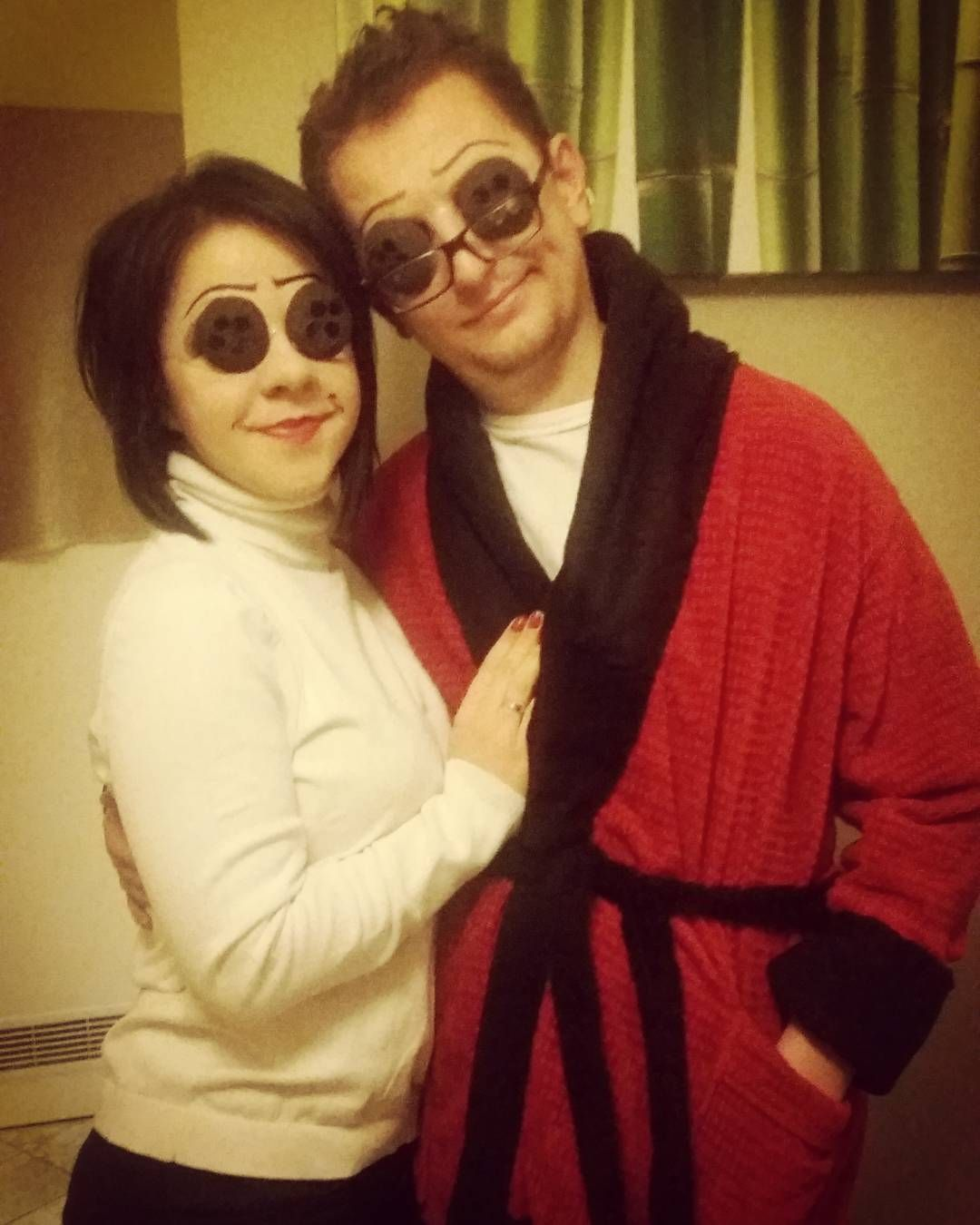 Creat Your Own Couples Costumes For Halloween Discover The Best Diy Costume Ideas Inspirations In 2020 Diy Couples Costumes Clever Couple Costumes Couples Costumes