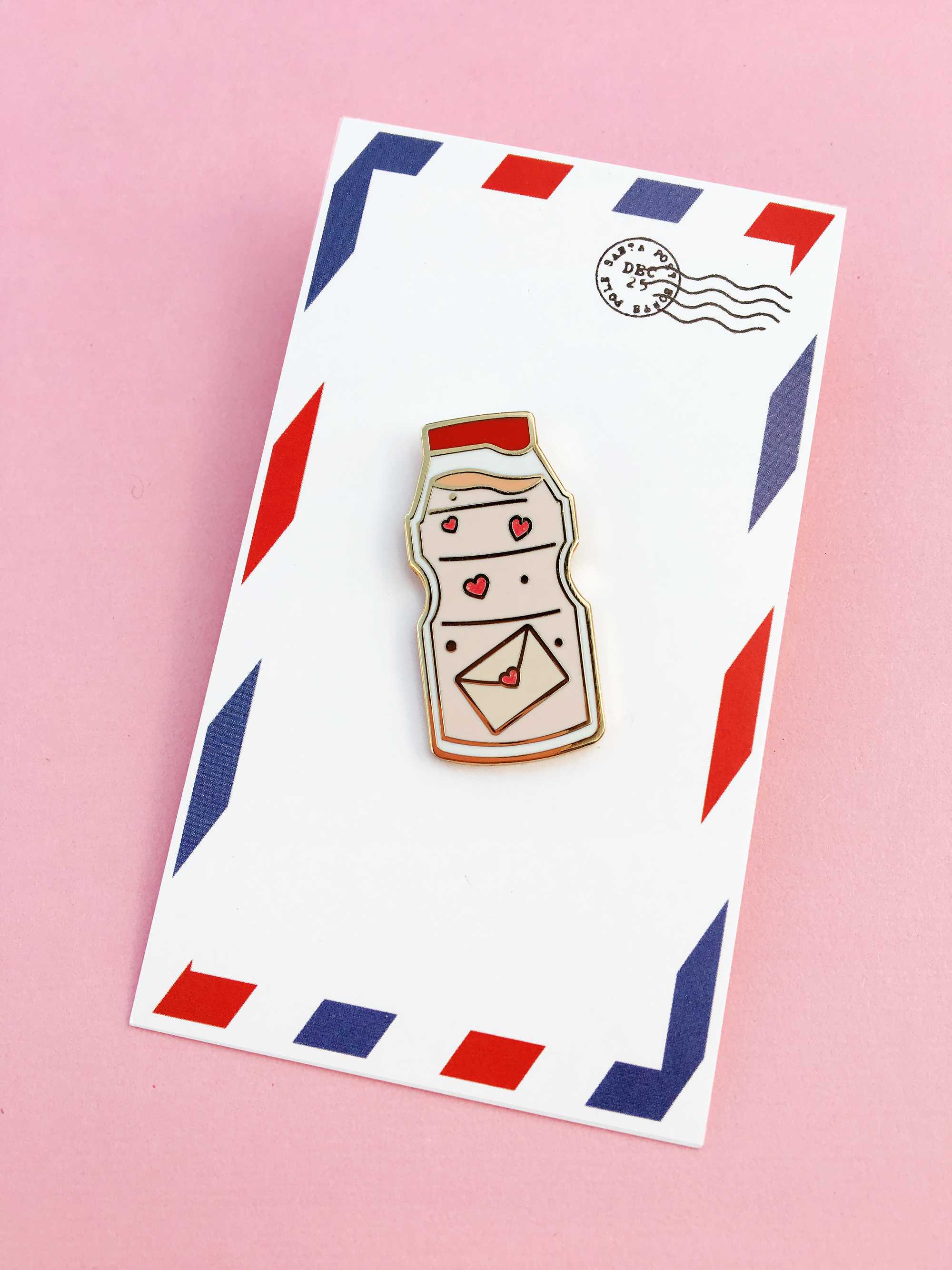 Yakult Enamel Pin To All The Boys I Ve Loved Before Etsy Enamel Pins Cute Bookmarks Cute Pins