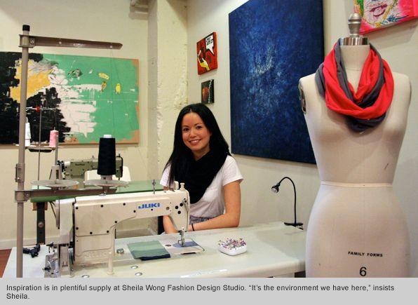 Fancy Fashion Designer Fashion Design Studio