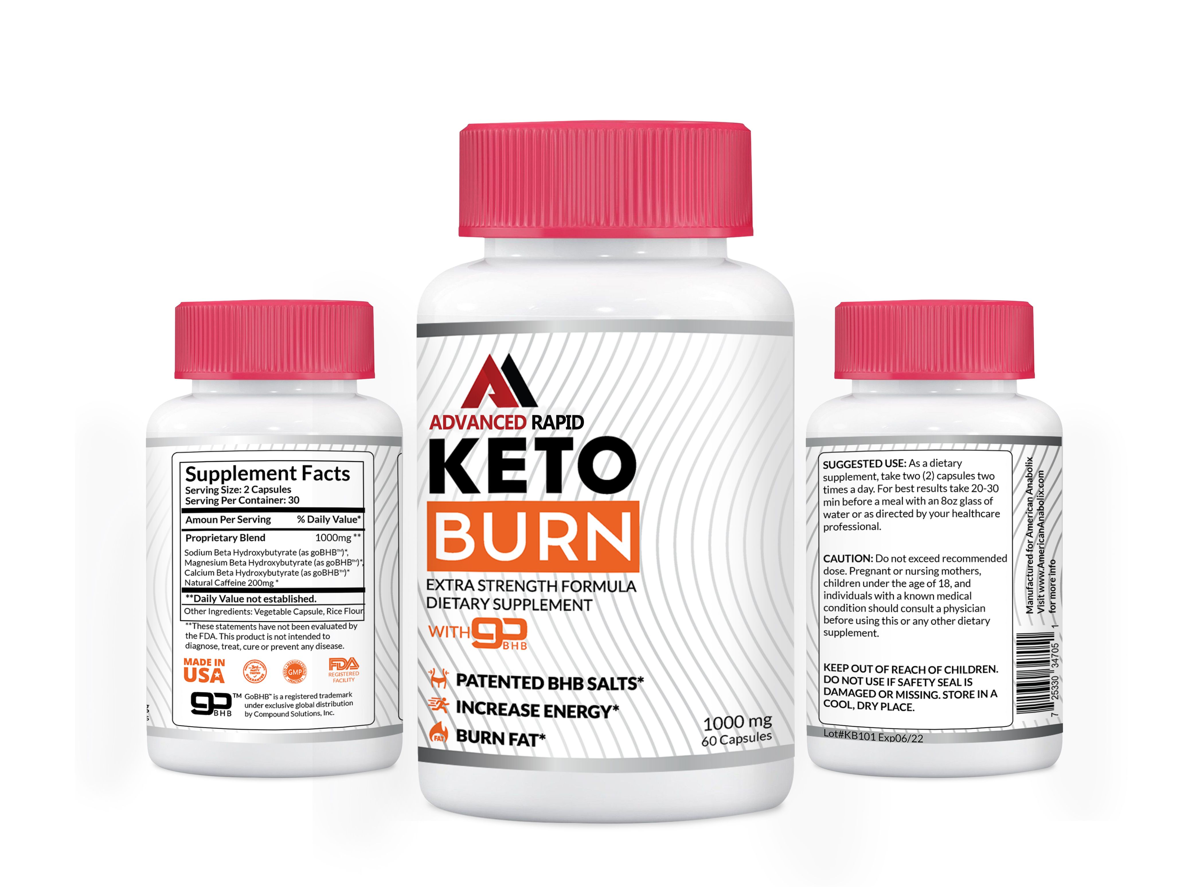 Advanced Rapid Keto Burn Does it contradict what nutrients ...