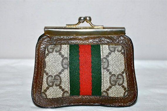 Gucci coins bag