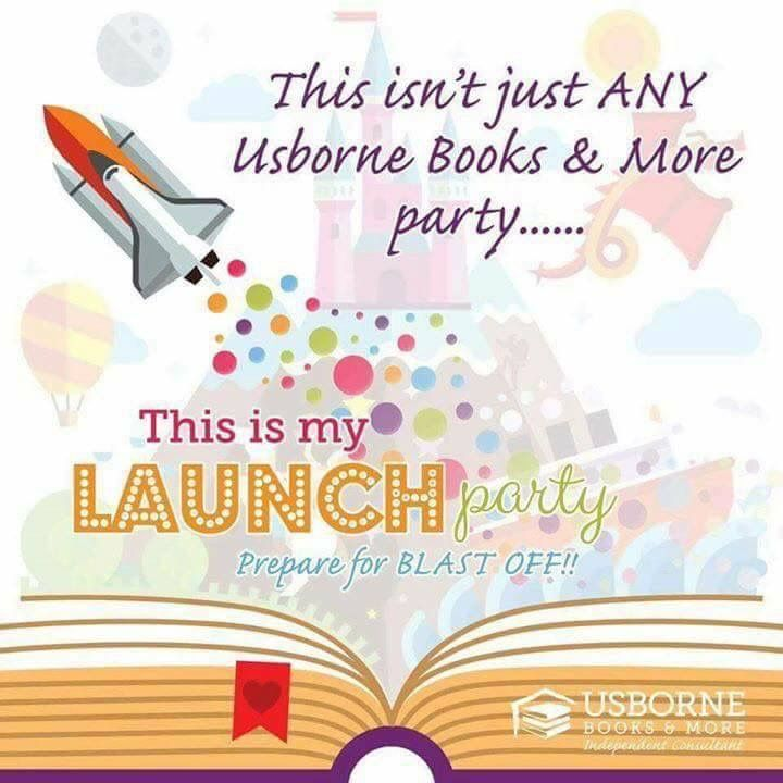 Let S Launch Your Business With Usborne Books And More Usborne Books Party Usborne Books Usborne Books Consultant