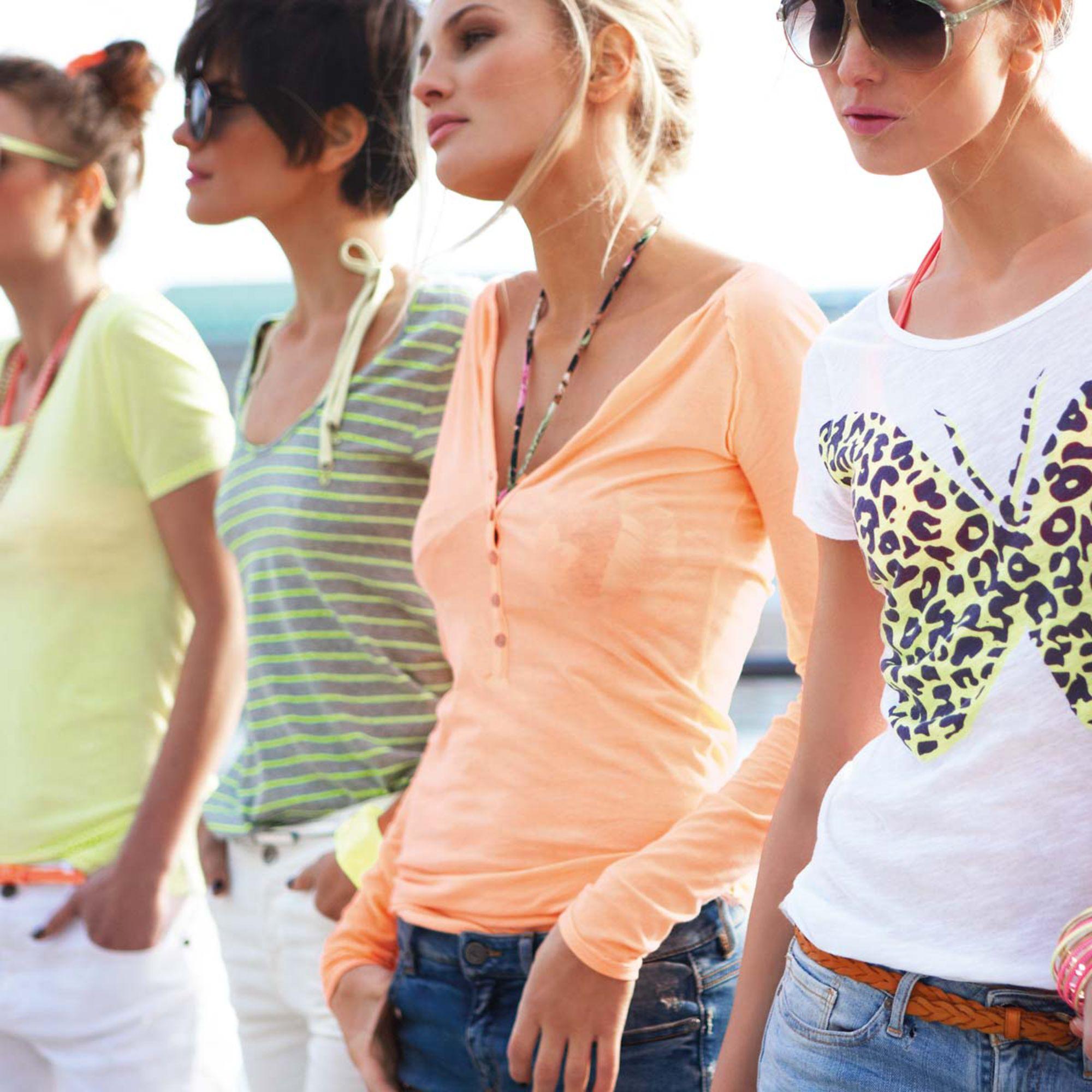 Frühjahrsmode: Shirts von/by  81 HOURS  #impressionen #fashion #spring