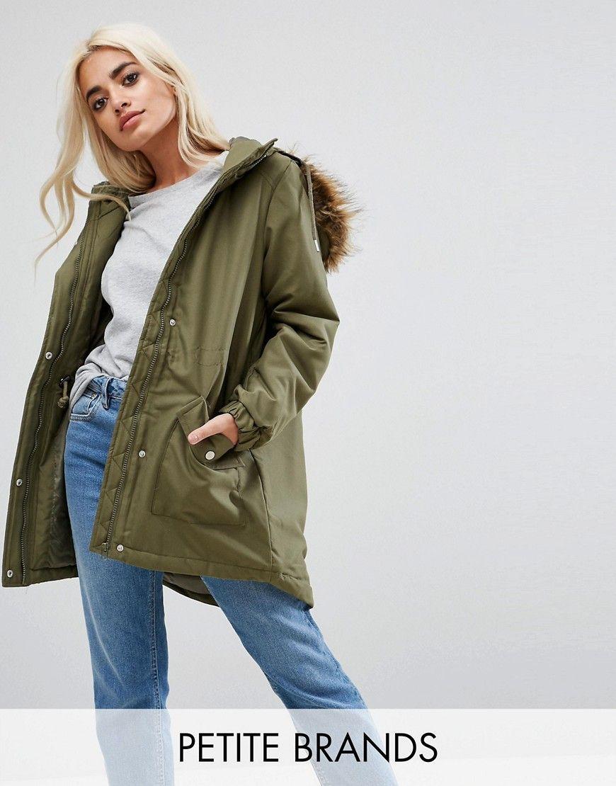 Vero moda petite mantel