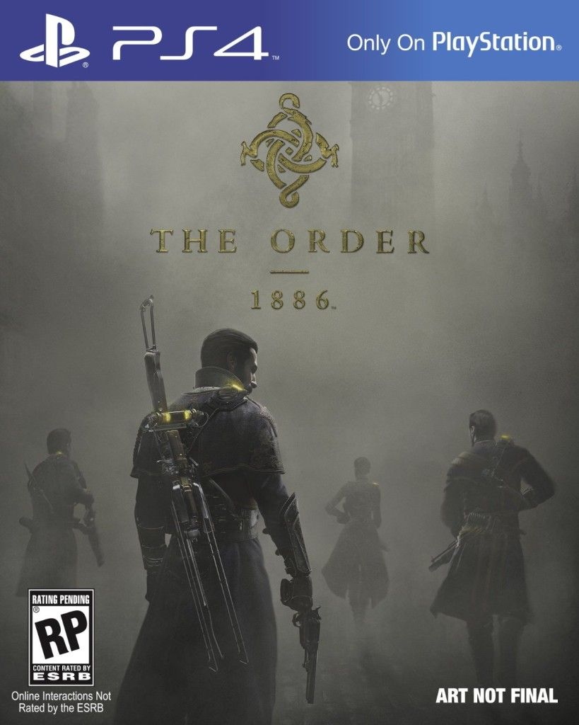 The Order 1886 Playstation 4 Cant Wait For This Game Looks