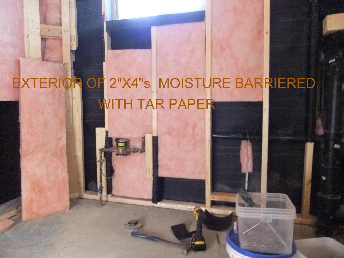 Explore Basement Bathroom, Insulation, And More!
