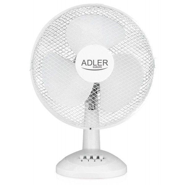 #TISCHVENTILATOR Ø30cm #Weiß (3 Laufgeschwindigkeiten, 15 Watt) #ventilator #hitze #sommer