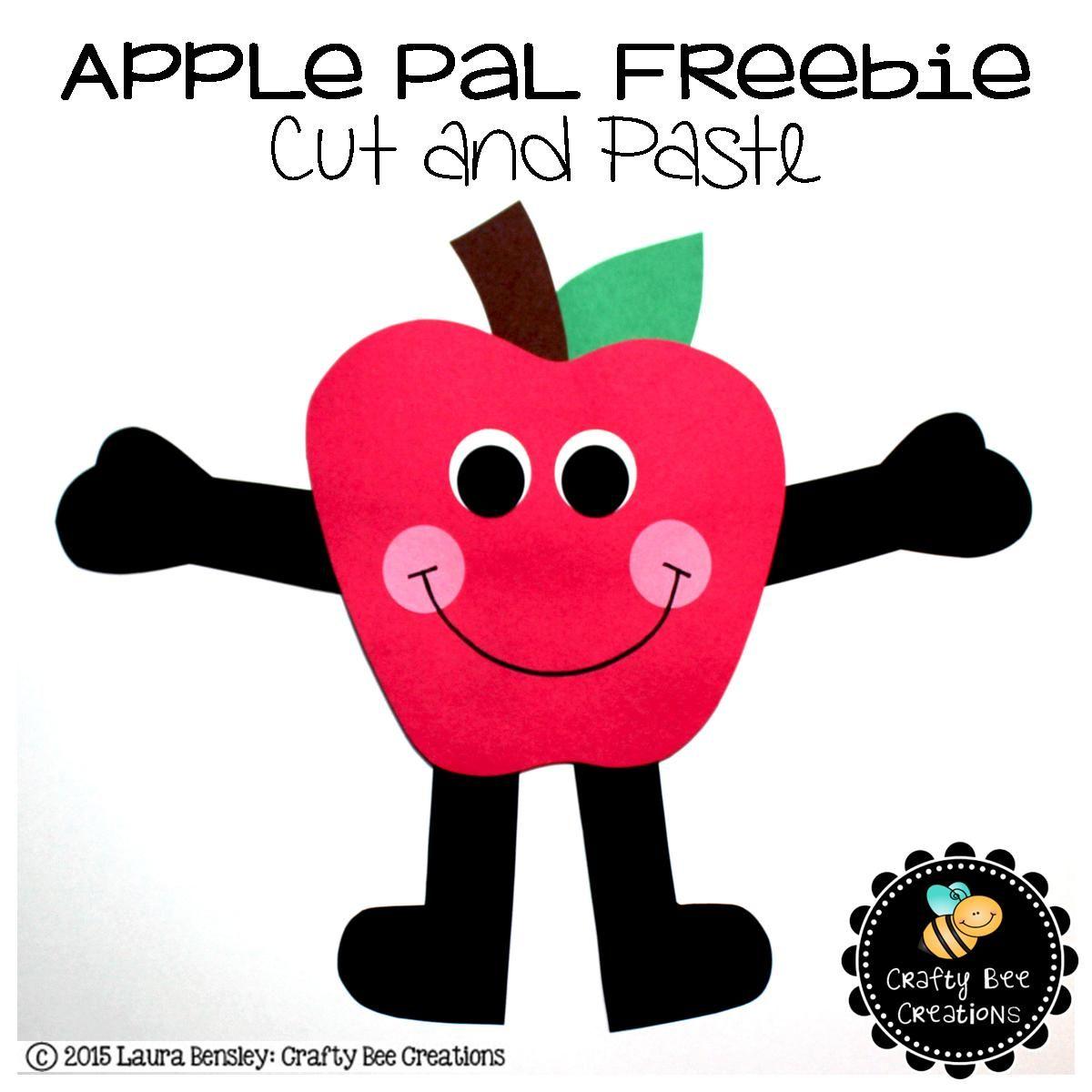 Apple Craft Apple Pal