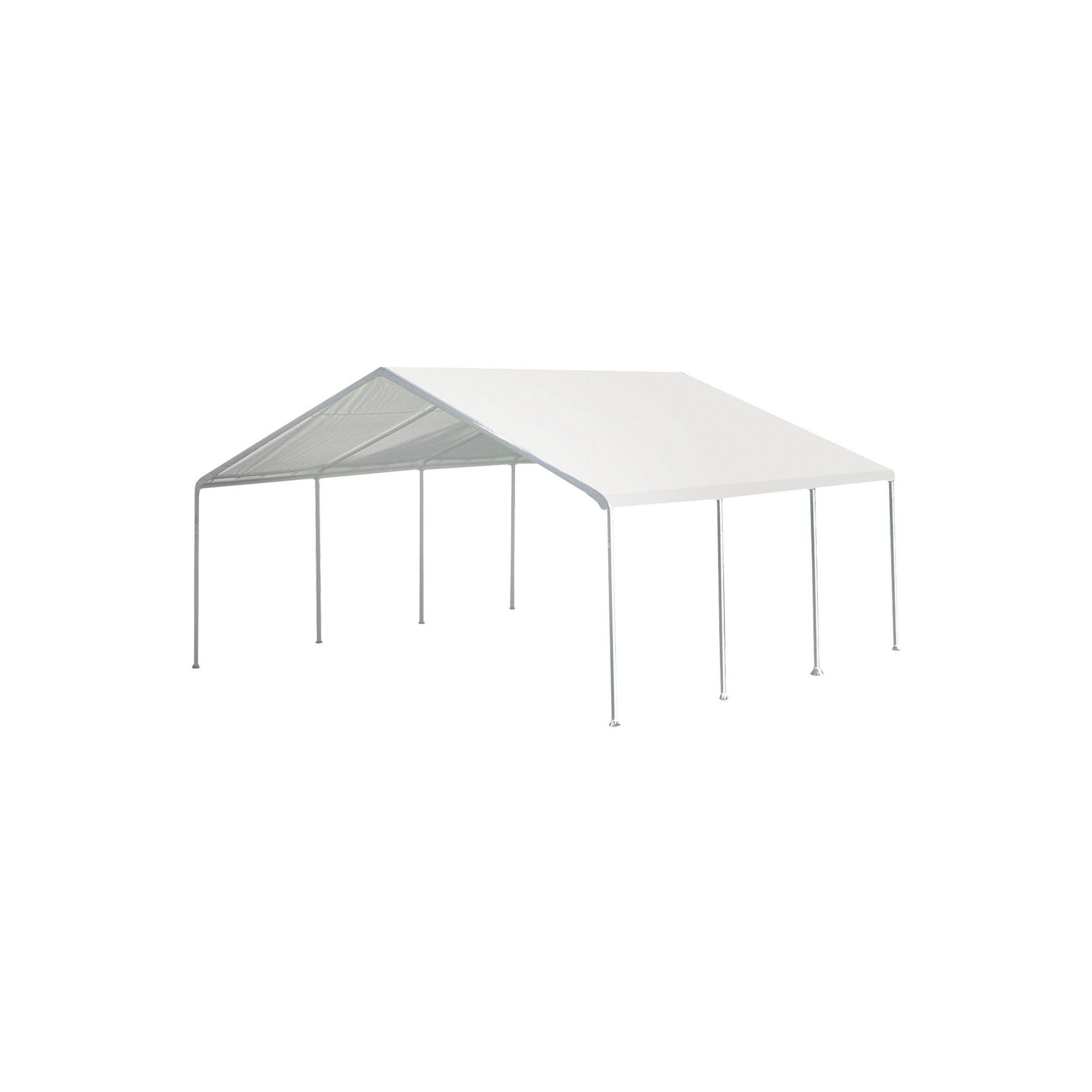 Super Max 18 X 20 Premium Canopy White Shelterlogic