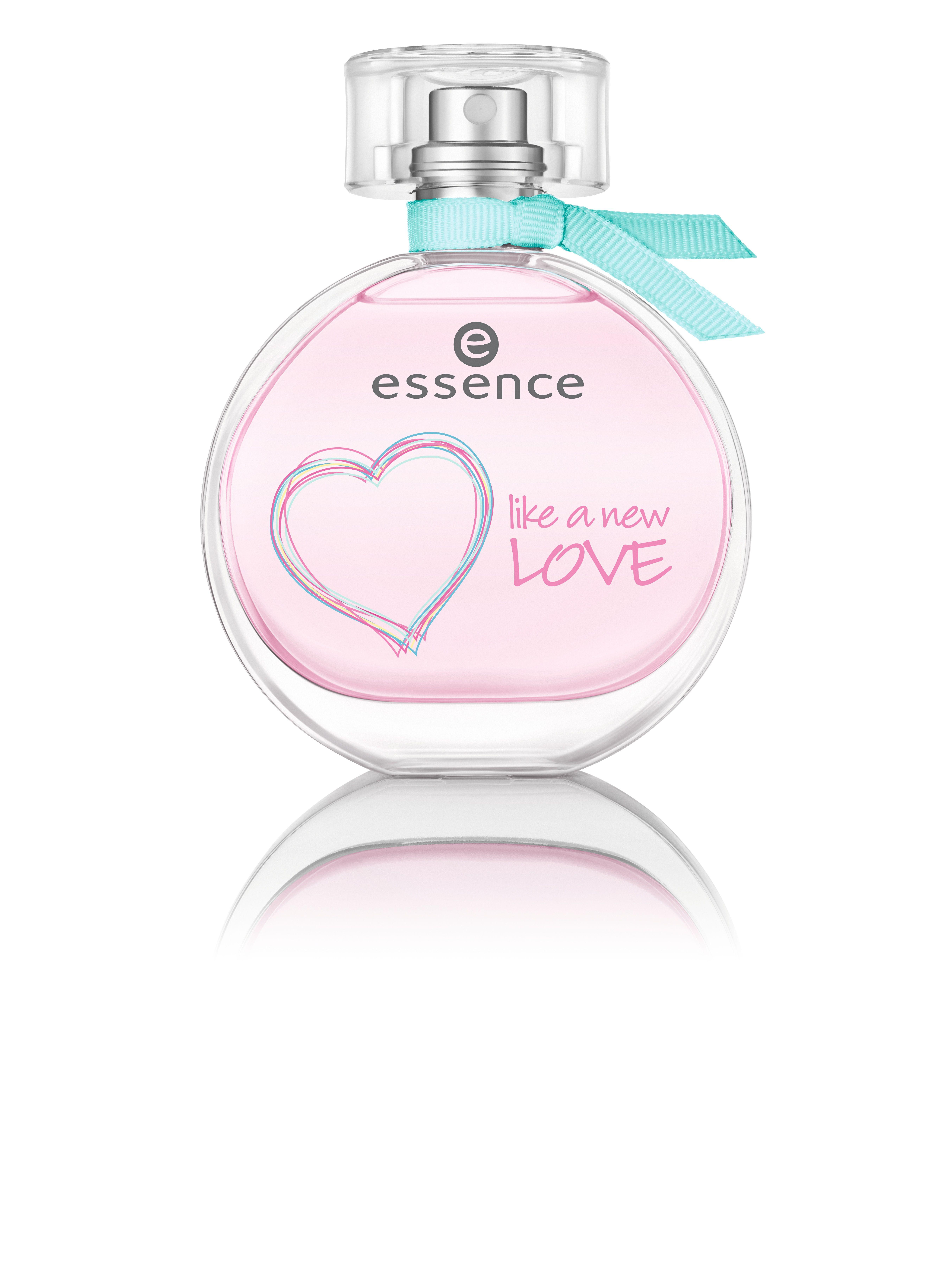 essence like a new love – sehnsucht, aufregung, wie frisch verliebt ...