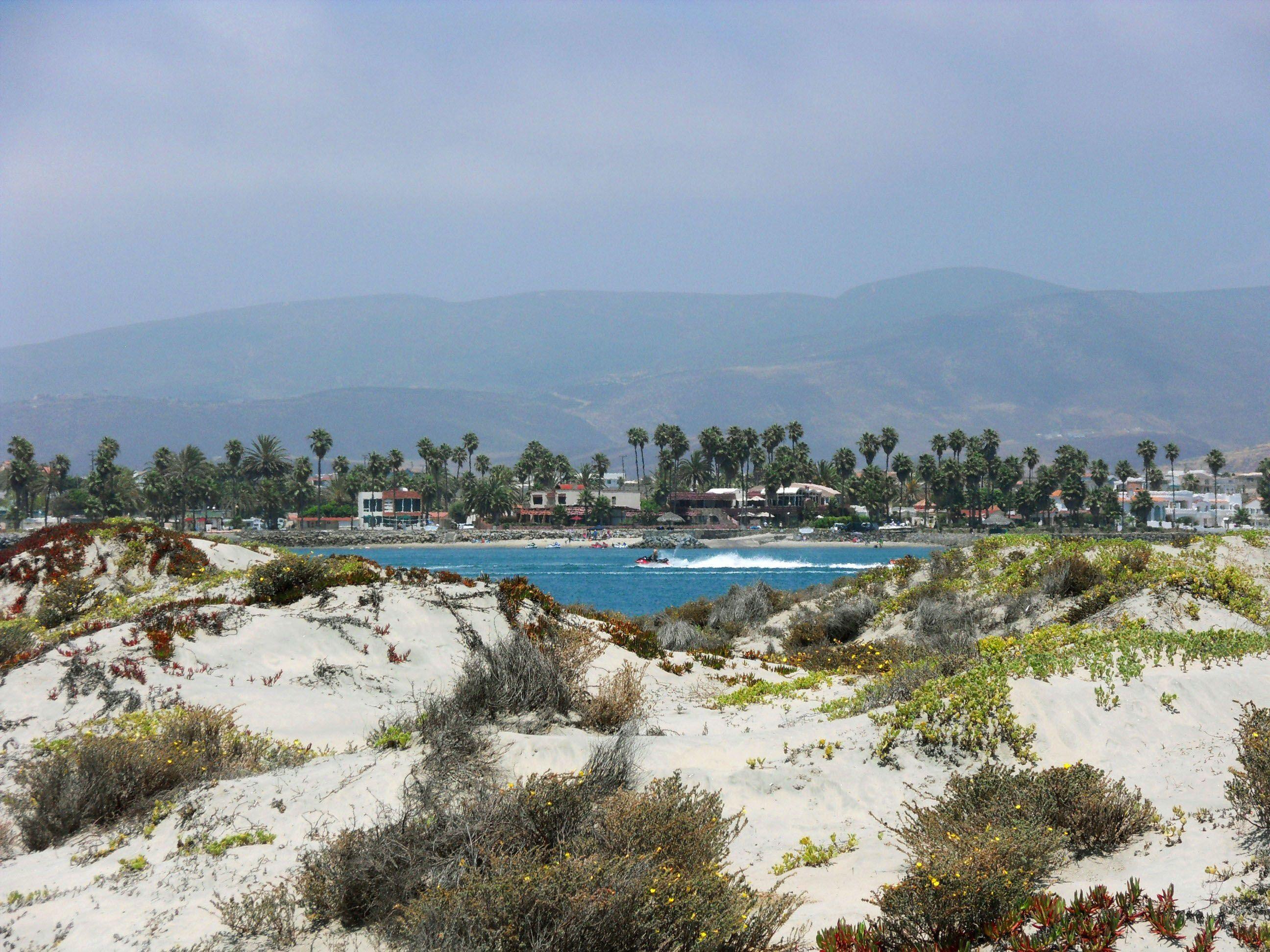 Estero Beach Ensenada Many Times Mexico