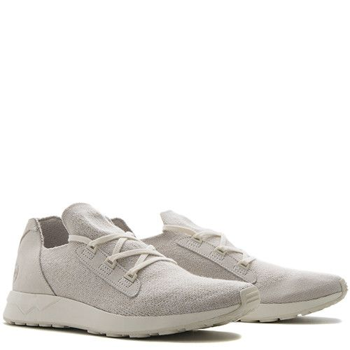 big sale 576d7 218f8 ADIDAS BY WINGS + HORNS ZX FLUX X PRIMEKNIT / OFF WHITE - 3 ...