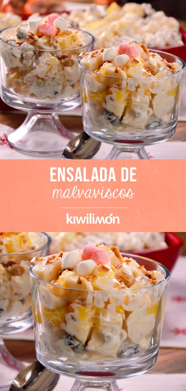 Photo of Ensalada de Malvaviscos