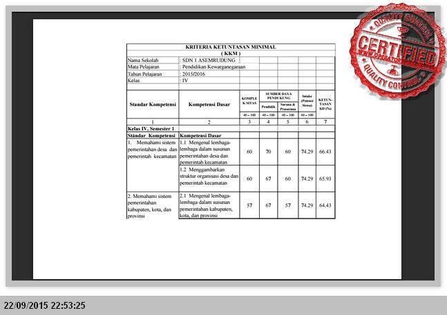 Download Aplikasi Nilai Kkm Secara Otomatis Microsoft Excel Pendidikan Microsoft Excel Aplikasi