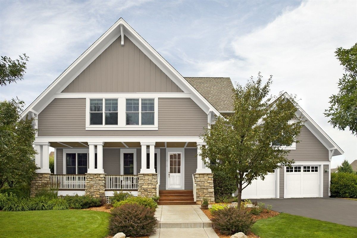 Find your color house finds house paint exterior - Benjamin moore exterior color combinations ...