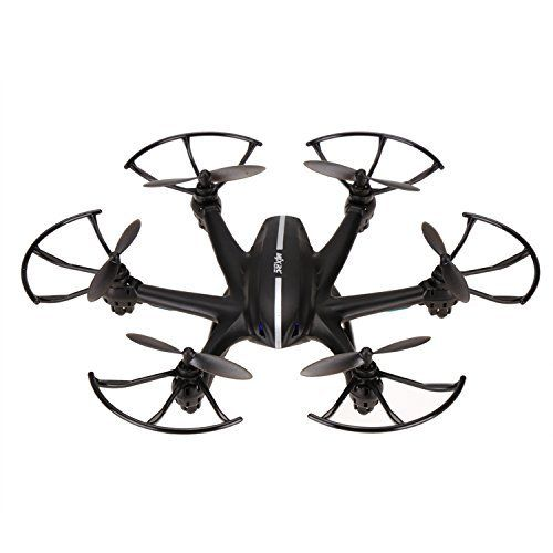 Voomall MJX X800 Hexacopter RC Quadcopter Drone 2.4GHz 6-Axis Gyro 3D Roll Black
