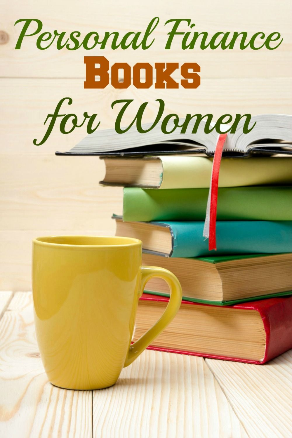 10 Personal Finance Books For Women Esavingsblogs Best Money Saving Articles Finance Books
