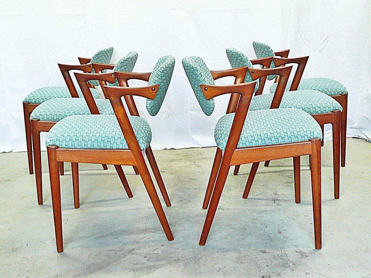 green products of mid modern cards letterpress chair century bird chairs mcm set
