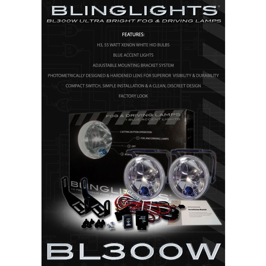 2010 2011 2012 Range Rover Sport Supercharged Xenon Fog Lamps Driving Lights Foglamps Foglights Kit Fog Lamps Light Project Led Replacement Bulbs