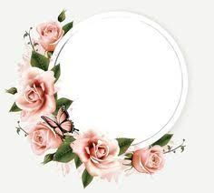 أدوات التصميم اطارات للتصميم Floral Border Design Flower Background Wallpaper Floral Background