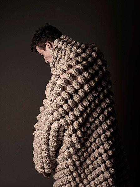 Fashion Garment By Jillian Carrozza Fab Textile Art To