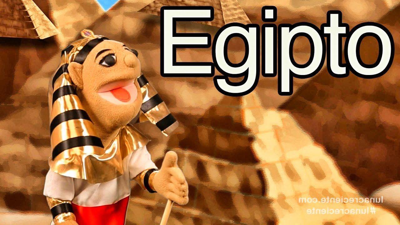 Viajando por Egipto Canciones Infantiles Videos