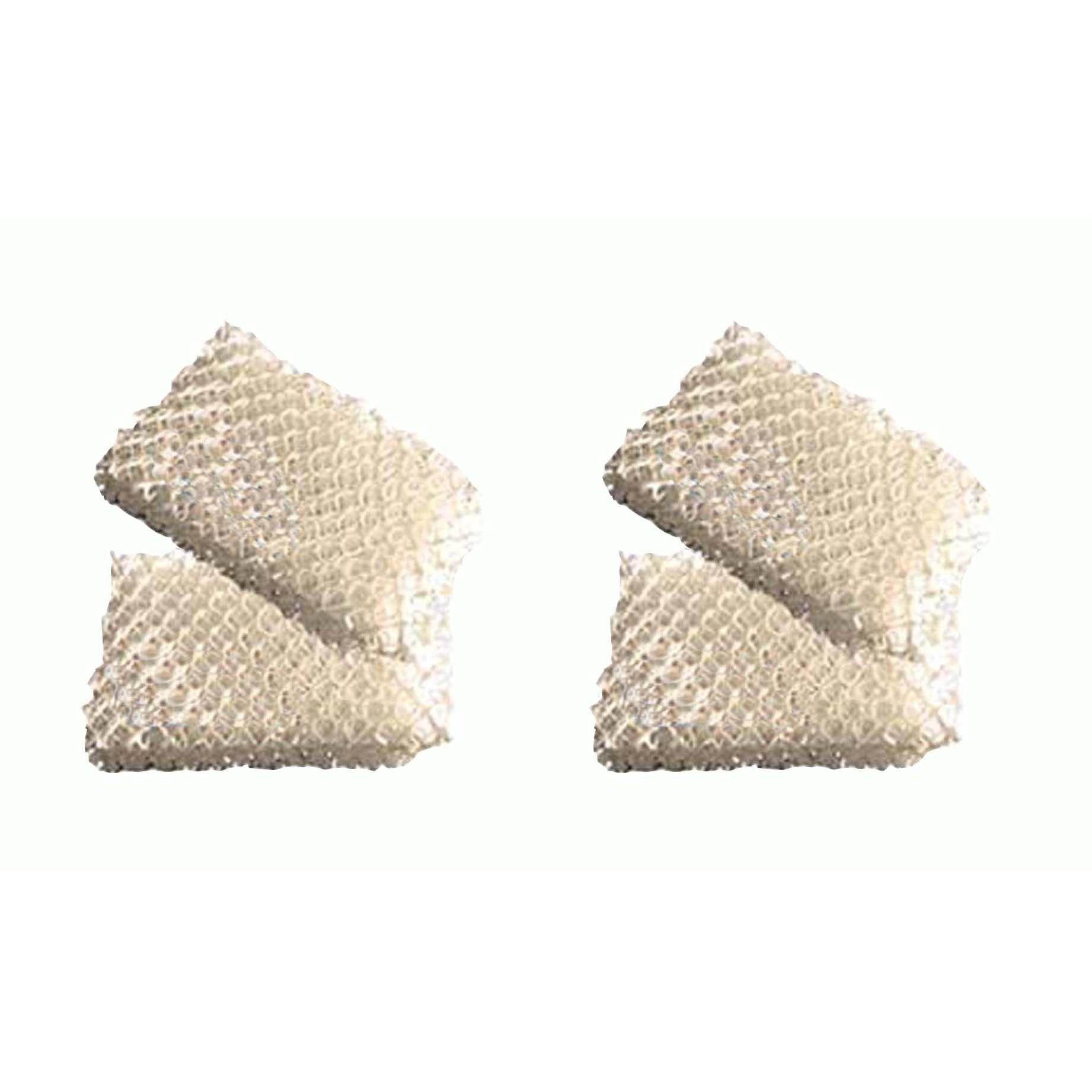 4 Honeywell Humidifier Wick Filters HCM-525, Part # AC813, D13C, D13