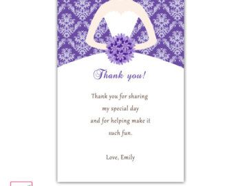 Quinceanera Thank You Notes Thank You Card Note Wedding