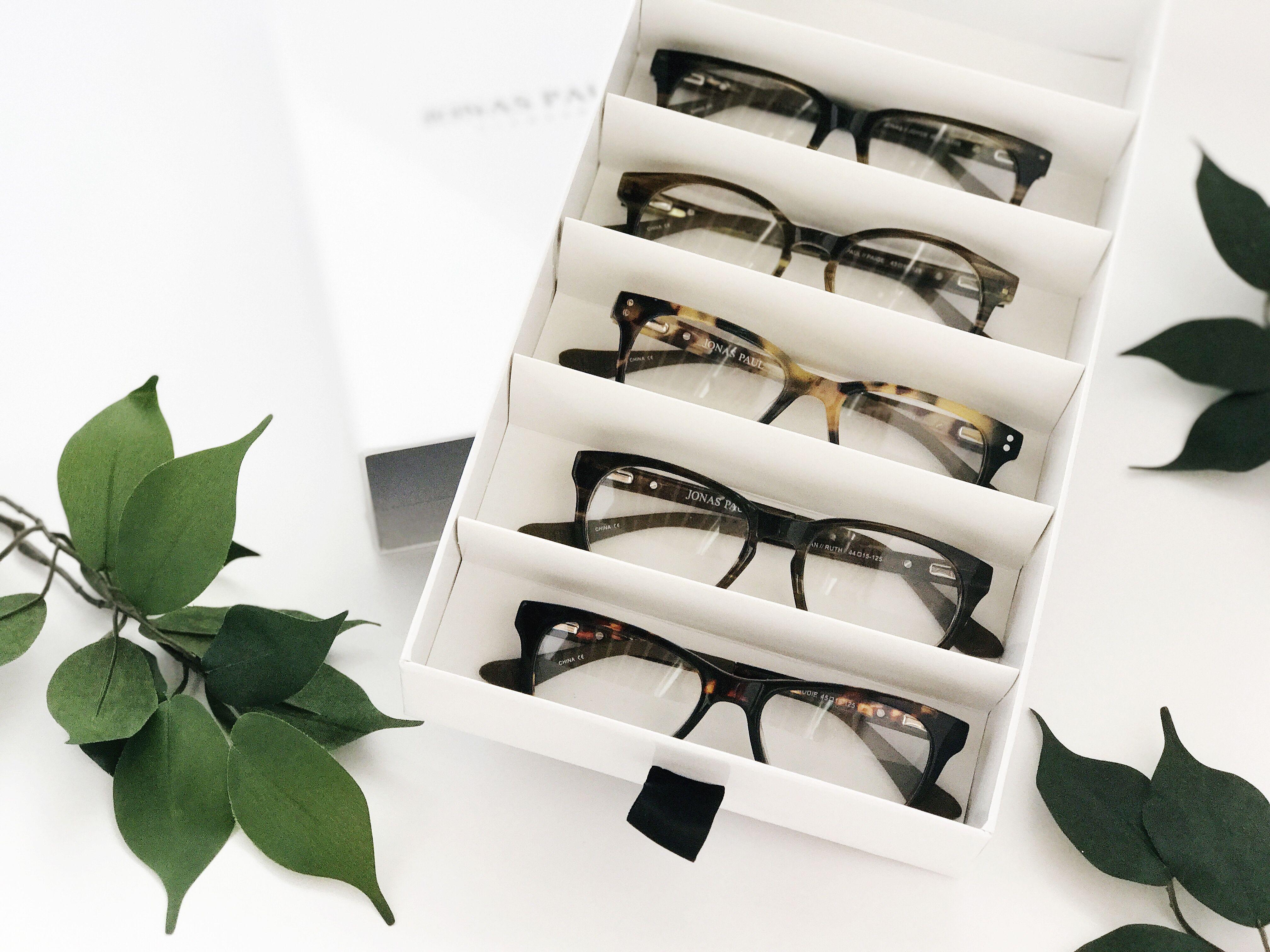 Jonas Paul Eyewear // Home Try-On Kit | home try-on kit | Pinterest