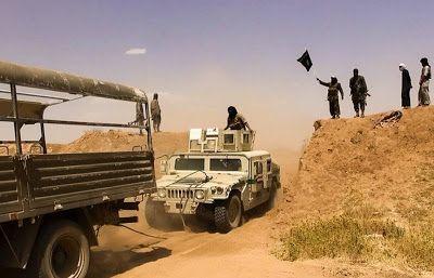 Συρία: To ISIS απήγαγε 2000 αμάχους σε υποχώρησή του