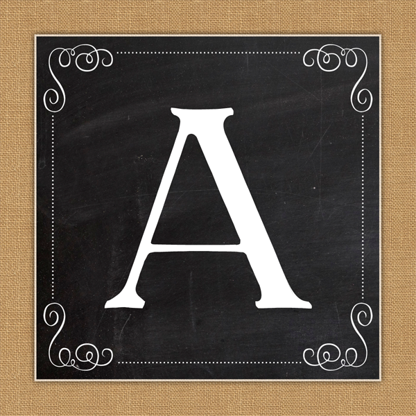 Best 25 Printable banner letters ideas on