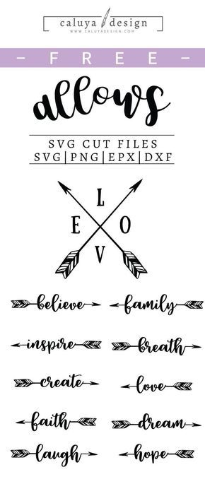 FREE Letter Arrow SVG cut file, Printable vector clip art download. Free printable clip art. Compatible with Cameo Silhouette, Cricut explore and other major cutting machines. 100% for personal use, only $3 for commercial use. Perfect for DIY craft project with Cricut & Cameo Silhouette, card making, scrapbooking, making planner stickers, making vinyl decals, decorating t-shirts with HTV and more! free Love Arrow SVG, faith SVG cut file, Dream SVG cut file, Hope SVG Cut file, Arrow SVG decal