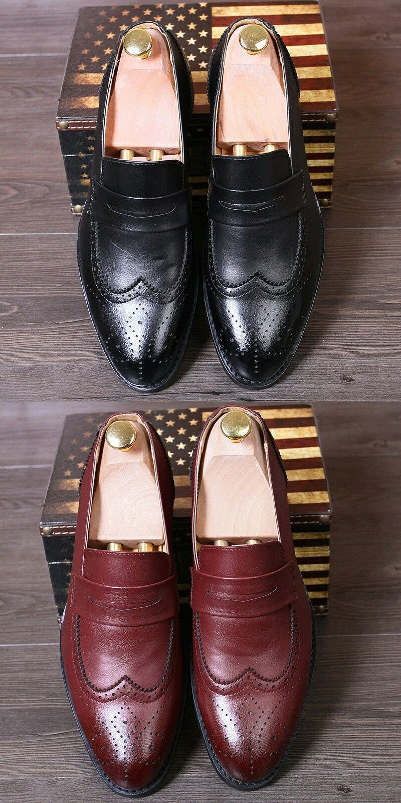 mens shoes 2018 trends