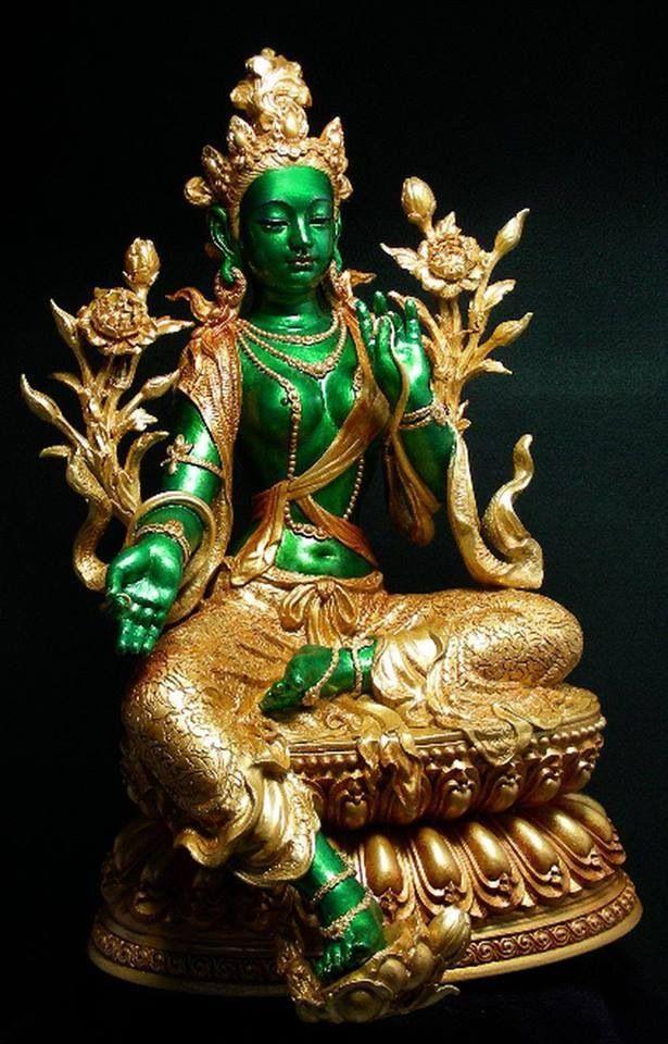 зеленая тара в буддизме картинки домовладельцы заказывают