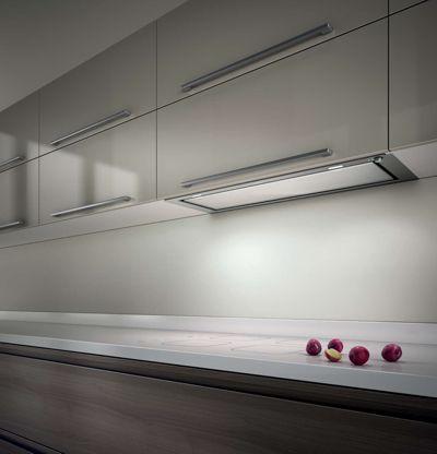 Elica Hidden Extractor Fan Built In Cookers Canopy Cooker Hoods Integrated Cooker Hoods