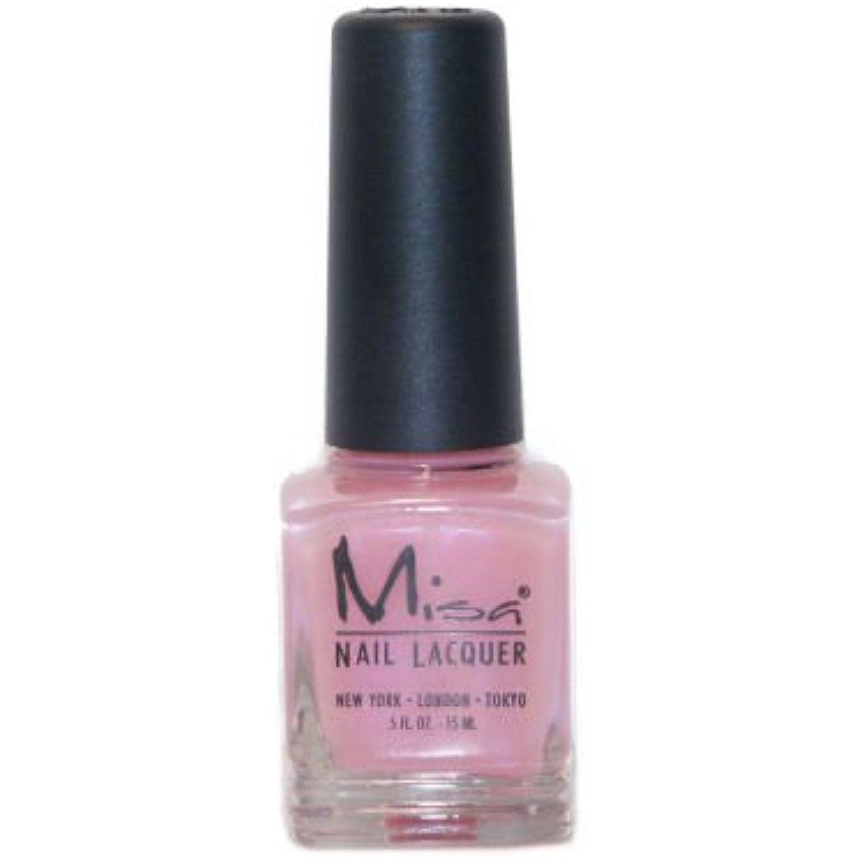 Misa Nail Polish-Bare Feet #FootHandNailCare | Foot, Hand & Nail ...
