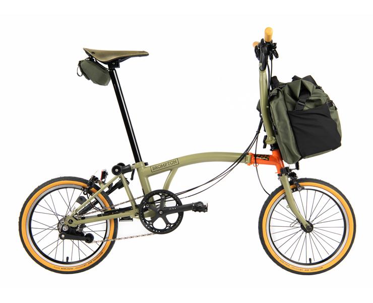 Pin On Brompton Bike