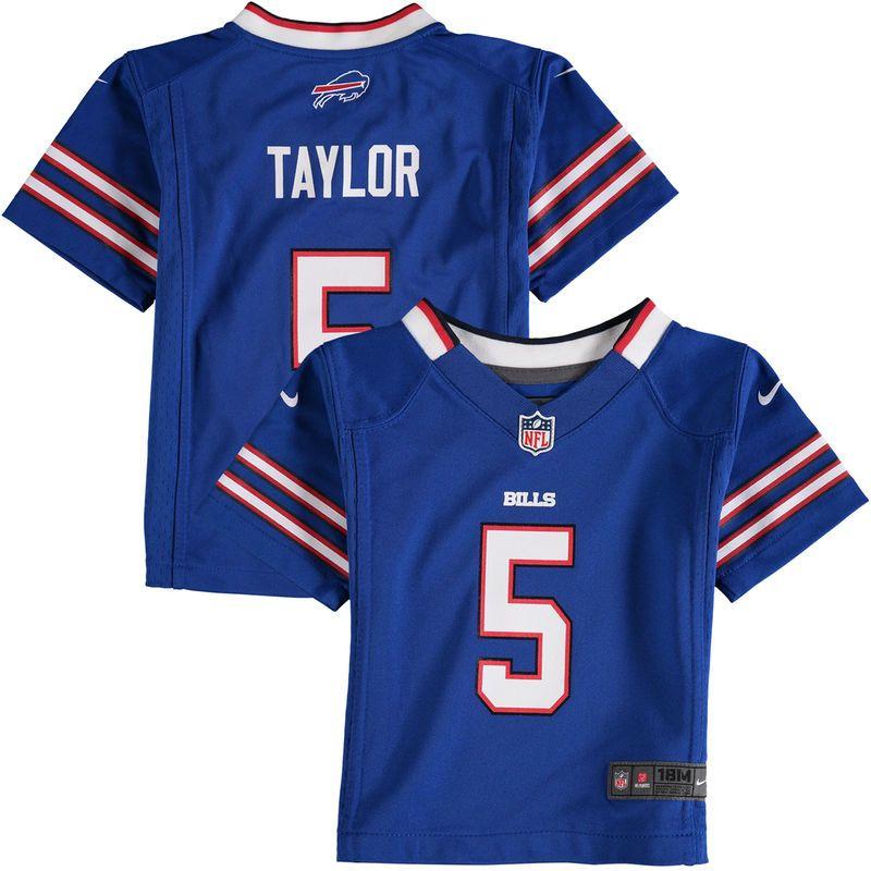 tyrod taylor bills jersey