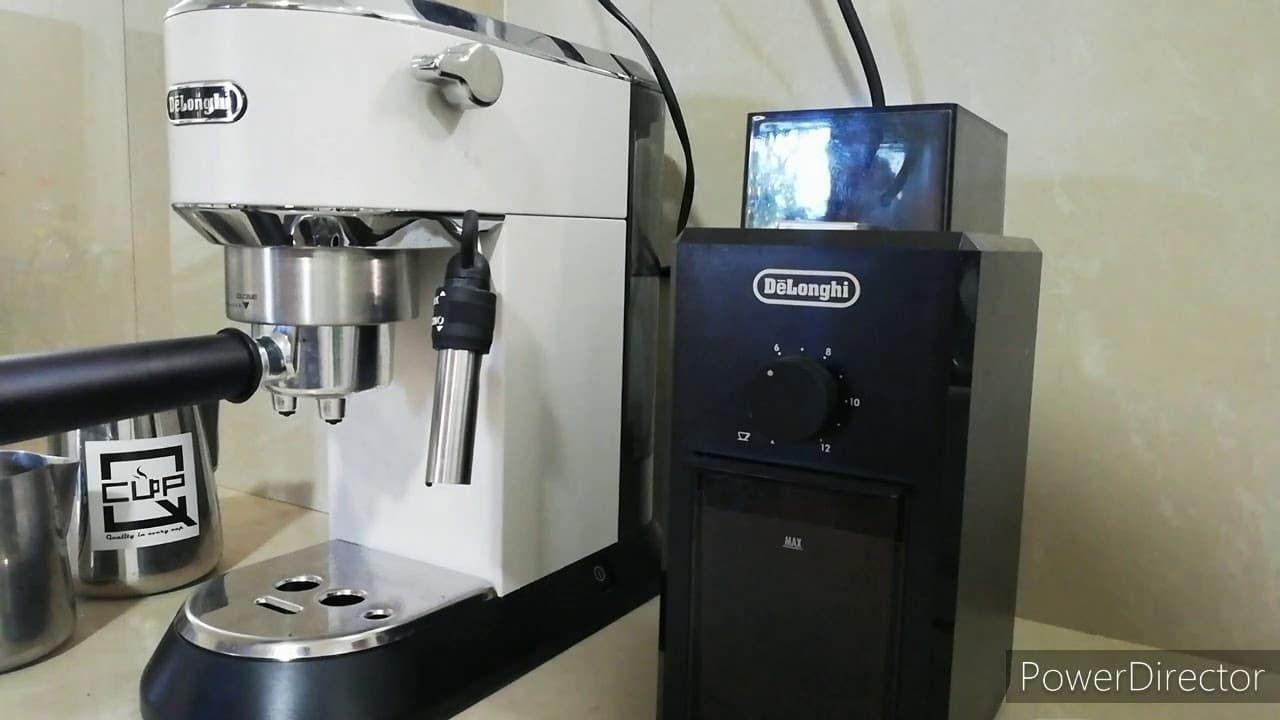 افضل مكائن القهوة ديلونجي ديلونجي ديديكا قهوة الصباح Homebrew Delonghi Coffee Coffee Maker Kitchen Appliances