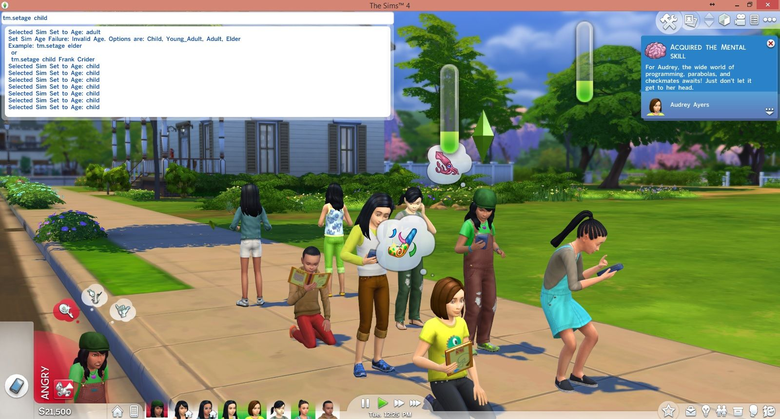 Sims 4 dating mod