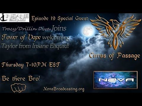 Tower of Vape | Cirrus of Passage Episode 19 20140320 with special
